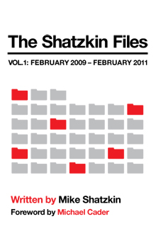 The Shatzkin Files [Vol 1: February 2009 - February 2011]
